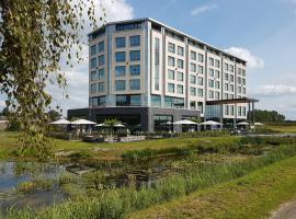 Van der Valk Hotel Groningen-Hoogkerk, hotel en Eelderwolde