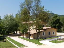 Azienda Agrituristica Tenuta ValViola Amiternum, hotel in Preturo