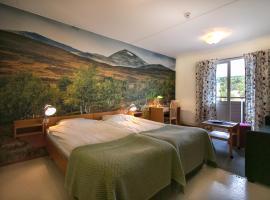 Hotell Bruksvallsliden, hotel in Bruksvallarna