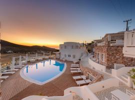 Aspalathras White Hotel, hotel in Chora Folegandros