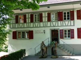 Gasthaus Schlosshalde, hotel in Winterthur