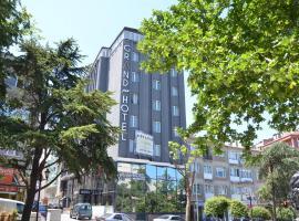Grand Park Hotel Corlu, hotel in Çorlu
