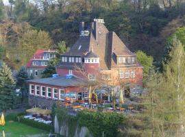 Gasthaus und Hotel An der Kost, hotel near Zoo and Fossilium Bochum, Hattingen