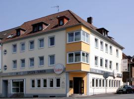 Südhotel, hotel near Paderborn-Lippstadt Airport - PAD, Paderborn