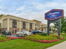 Hampton Inn Elkhart, hotel in Elkhart