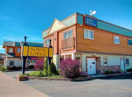 Nordic Lodge, family hotel in Steamboat Springs