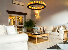Hotel Casa Don Sancho By Mustique, hotel in Cartagena de Indias