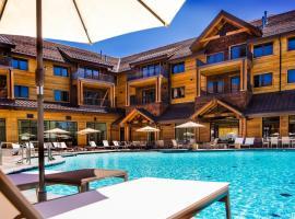 Zalanta, serviced apartment in South Lake Tahoe