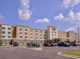 TownePlace Suites by Marriott Huntsville West/Redstone Gateway, hotel in Huntsville