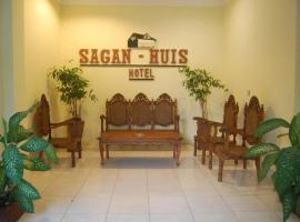 Sagan Huis Hotel, hotel dekat Stasiun Lempuyangan, Yogyakarta