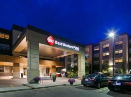 Best Western Plus Sawridge Suites, hotel em Fort McMurray