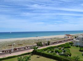Appartement Romantic Sea, hotel near Circus Casino de Port Leucate, Le Barcarès