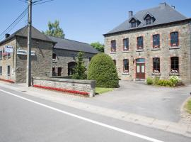 Hotel Saint-Martin, hotel in Bovigny