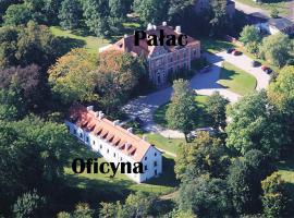 Leźno Palace, hotel near Gdańsk Lech Wałęsa Airport - GDN,