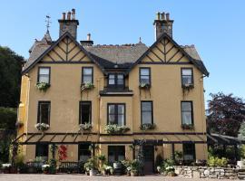 Craigellachie Hotel of Speyside, hotel in Craigellachie