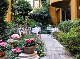 Hotel Sanpi Milano, hotel near The Last Supper, Milan