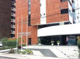 Atlantico Residence Beira Mar, apart-hotel em Fortaleza