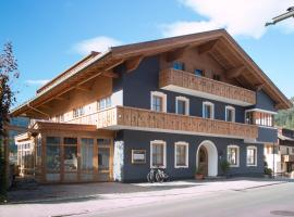 Mellow Mountain Hostel, golf hotel in Ehrwald