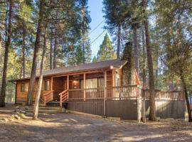 55 Deer Creek, cabin in Wawona