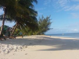 Residence Monique, vacation rental in Ile aux Nattes
