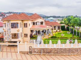 Mountain's View Hotel, hotel in Bujumbura
