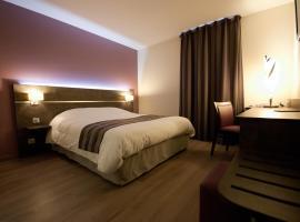Brit Hotel Confort Saint-Dizier, hotel in Saint-Dizier