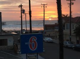 Motel 6 Pismo Beach - Pacific Ocean, motel in Pismo Beach