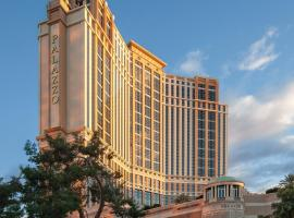 The Palazzo at The Venetian®, hotel de 5 estrellas en Las Vegas