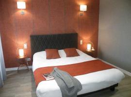 Brit Hotel Roanne - Le Grand Hôtel、ロアンヌのホテル