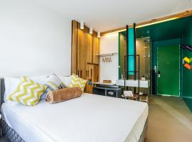 Hotel Covo, отель в Эль-Нидо