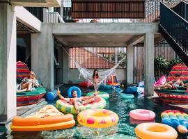 Cara Cara Inn, hotel near Kuta Art Market, Kuta