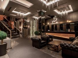 S哈代酒店,合艾的飯店