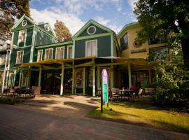 Villa Joma, отель в Юрмале