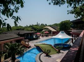 Brightland Resort & Spa, family hotel in Mahabaleshwar