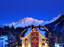 Ozon Cheget, hotel in Terskol