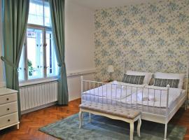 Villa Winter Prestige Apartments, hotel blizu znamenitosti železniška postaja Maribor, Maribor