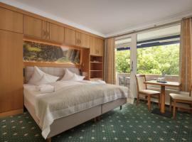 Hotel Schweizer Hof Thermal und Vital Resort, Hotel in Bad Füssing