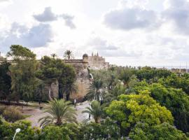Hotel Hostal Cuba – hotel w pobliżu miejsca El Garito Cafe w Palma de Mallorca