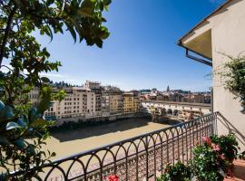 Hotel degli Orafi, hotel cerca de Museo del Bargello, Florencia