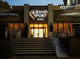 Grand Sport Hotel, hotel in Brovary