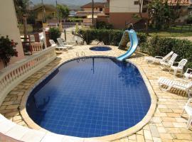 Residencial Chalés Âncora, apartamento em Ubatuba