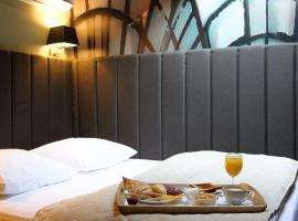 Boutique Hotel Wellion Baumansky, hotel in Moscow
