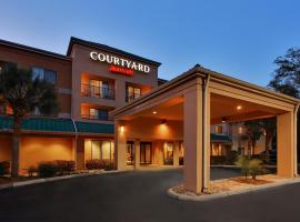Courtyard Gainesville, hotel near Gainesville Regional Airport - GNV, Gainesville