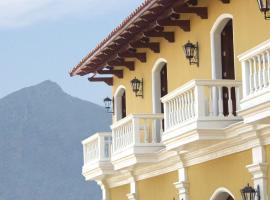 Hotel & Restaurante La Gran Francia, hotel in Granada