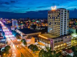 Muong Thanh Luxury Buon Ma Thuot Hotel, hotel in Buon Ma Thuot