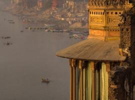 BrijRama Palace- A Heritage Hotel, hotel di Varanasi