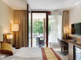 Hotel Sacher Baden, hotel in Baden