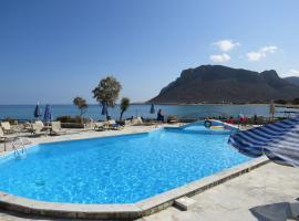 Blue Beach Villas Apartments , ξενοδοχείο στον Σταυρό