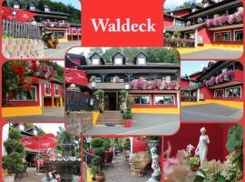 Hotel Waldeck, Hotel in Flörsbachtal