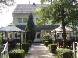 Hotel am Stadion, hotel in Duisburg